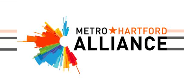 economic development marketing for the MetroHartford Alliance