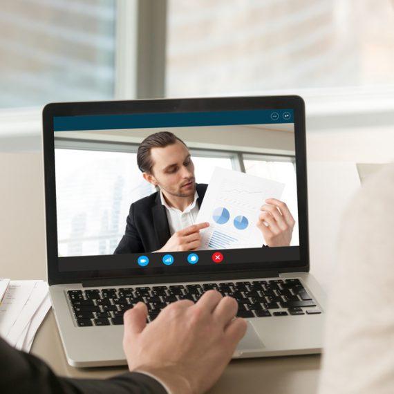 Virtual Presentation Tips