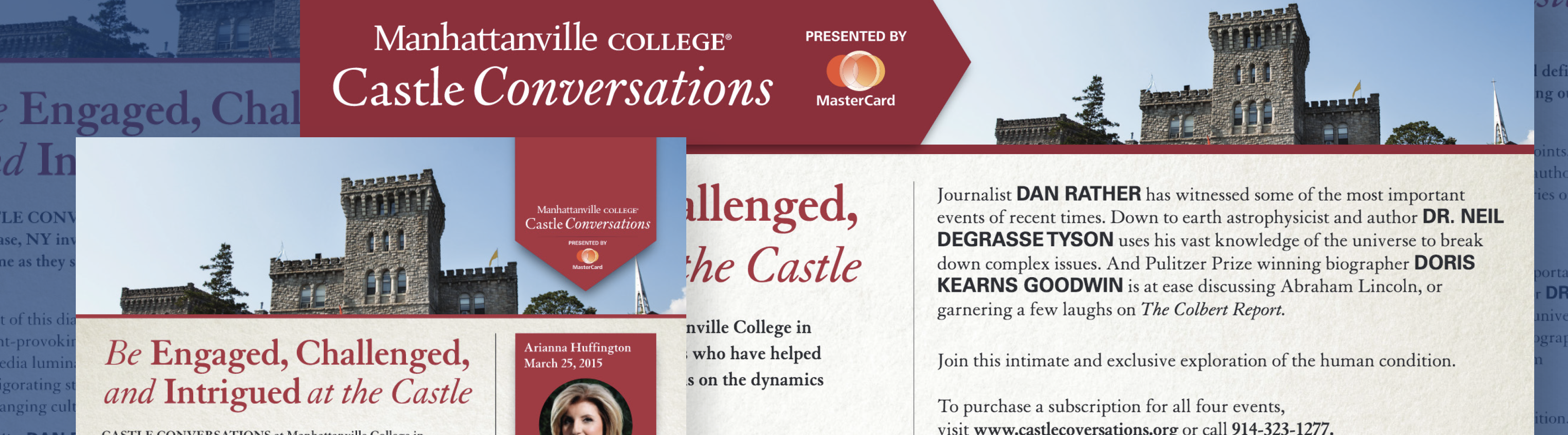 Co Communications Castle Conversations Banner